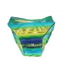 LEHOTEX- Arany csíkos fürdőbugyi 18-24 hó