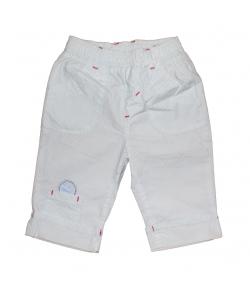 Mignolo- Vékony,nyári vászon nadrág 3-6-hó