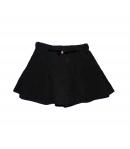 Mikka- Fekete, alkalmi pörgős szoknya