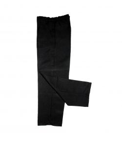 Belles Kft - Alkalmi fiú fekete nadrág 152-es