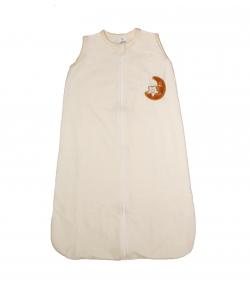 Ring - Krém színű bébi hálózsák 92-es