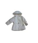 Dodipetto- Nyers színű hosszított átmeneti kislány kabát XXL
