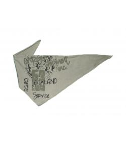 Minimanó - Nyomott mintás felirattal díszített kendők többféle színben, méretben
