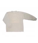 Gondola- 2 részes mogyoró színű unisex pizsama 128-134-es