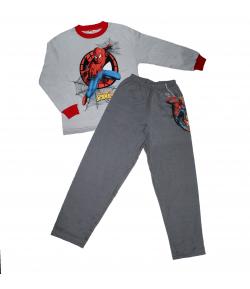 Pampress - 2 részes, a meséből ismert pókember figurát ábrázoló filmnyomással díszített fiú pizsama 128-134