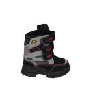 Prego Shoes - szürke-fekete hótaposó csizma többféle méretben