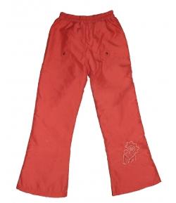 3ded8ce557 Tillisz Bt- Tégla színű polárral bélelt kislány nadrág 134-es