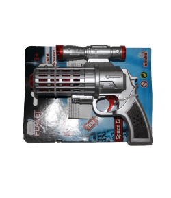 Elemmel működő pisztoly lapon
