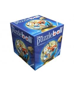 Puzzle ball játék