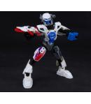 Robot 16 cm - fehér