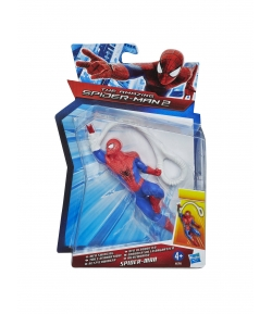 Pókember figura dobozban