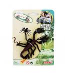 Puha gumiból készült skorpió figura