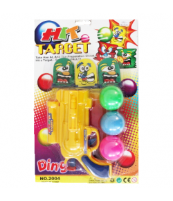 Labdakilövő játék lapon