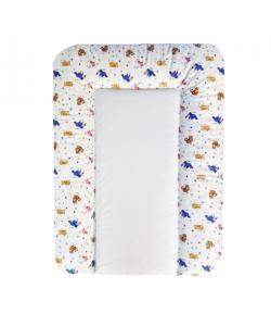 Disney mintás, puha pelenkázó lap - Disney minta - 53 x 73 cm