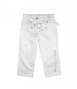 Fehér alkalmi kislány nadrág