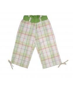 Zöld kislány bermuda 98-as