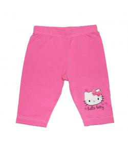 Rózsaszín Hello Kitty kislány sort