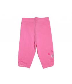 Rózsaszín kislány halásznadrág
