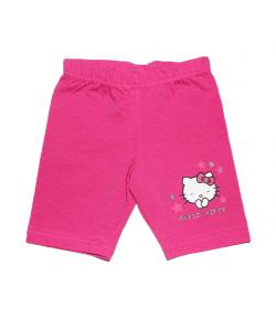 Ciklámen Hello Kitty kislány sort 92-es