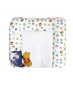Disney mintás, puha, extra nagy pelenkázó lap - 73 x 87 cm