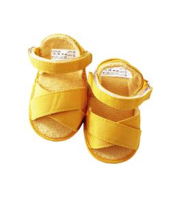 Bobas- Textil kocsiszandál 12-18 hónap