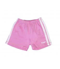 Rózsaszín lány sort 110-es Scamp