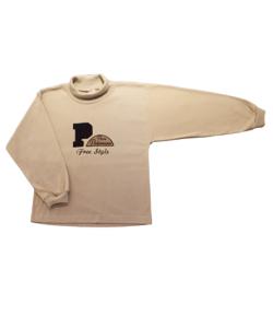Gondola-Hosszúujjú drapp póló 128-134