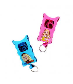 Barbie telefontartó tok
