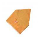 Narancssárga kislány fejkendő