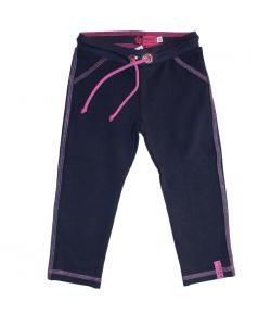 Mikka- Sötét szürke színű ,egyenes szárú lányka nadrág