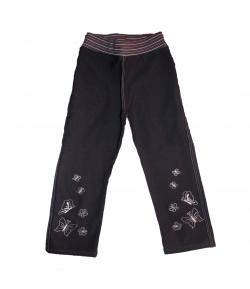 Zsil - Sötétszürke színű kislány nadrág