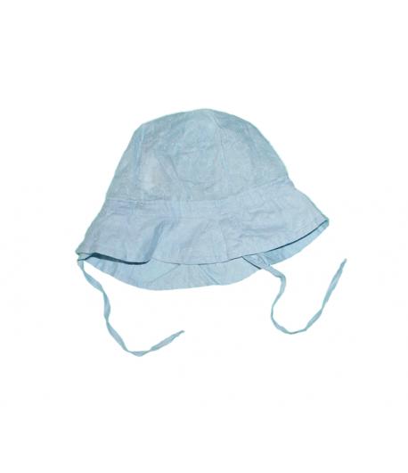 Kék kislány kalap