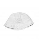 Fehér csipkés alkalmi kislány kalap