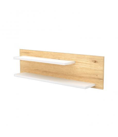 1000-es Duplapolcos falipolc- Mandula-fehér