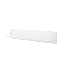 800-as Egyenes falipolc - Fehér