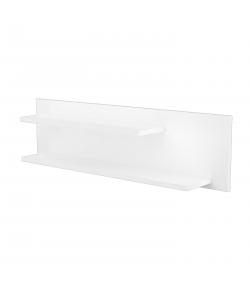 1000-es Duplapolcos falipolc - Fehér