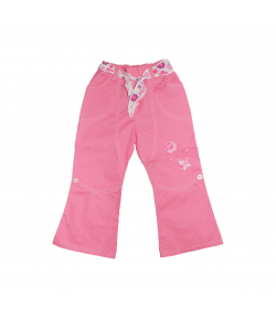 Rózsaszín kislány nadrág 92-es