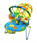 Free On Dolphin Cradling Bouncer /Monkey/