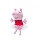 Peppa malac: Peppa balerina plüss - 25 cm