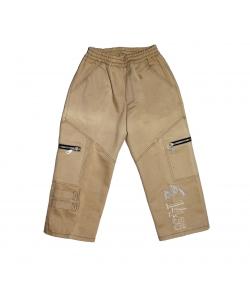 Brando 2000- Drapp farmerhatású nadrág többféle méretben