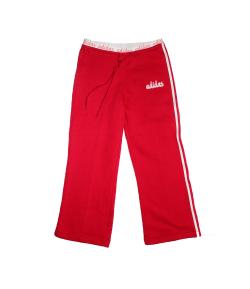 Adidas - Piros kislány melegítő 116-os