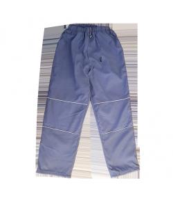 Világoskék vízlepergető hatású bélelt nadrág
