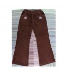 Mayor Team - Csoki barna kord kislány nadrág 122-es