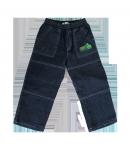Green Apple- Közép vastag anyagú fiú farmer, vékony pamut béléssel 98-as