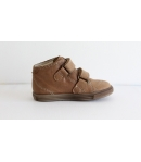 SIESTA RICHTER barna 2 tépőzáras bőr cipő 20-as