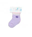 Színes baby zokni 6-9 hó
