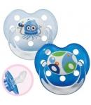 Baby Nova Cumi szilikon, fogszabályzós, fogóval, 2-es méret 2 db/csom