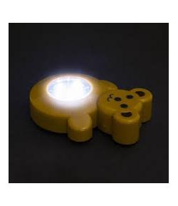 Nyomógombos lámpa - maci