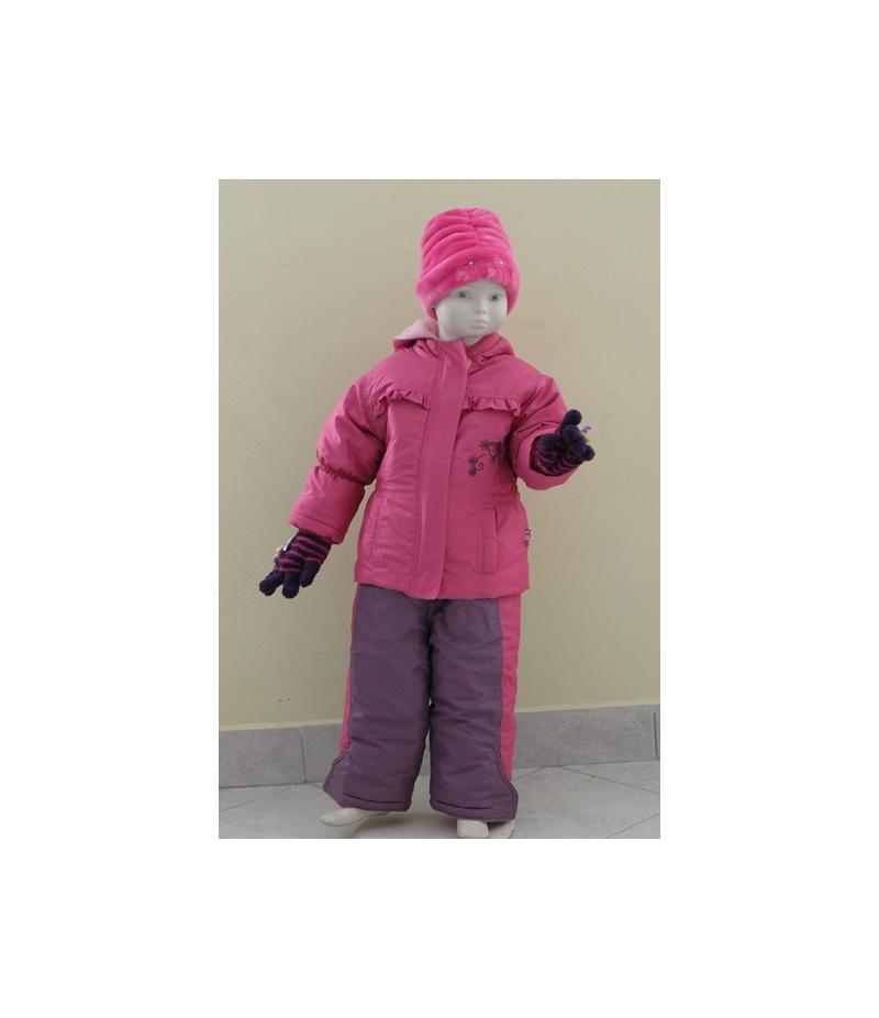 Gigi 2 részes lány bélelt téli szett rózsaszín több méretben a5deca8fc6