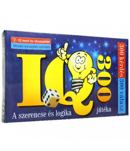 IQ 300 társasjáték
